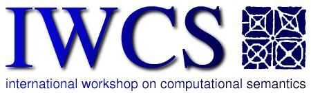 International Workshop on Computational Semantics (IWCS)